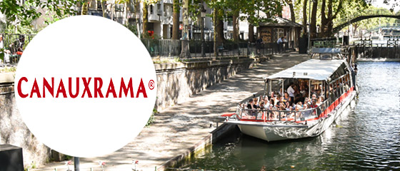 Canauxrama: Cruises on the Parisian canals, the Marne and the Seine